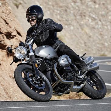 Einsteiger-Motorrad