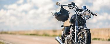 MOTORRADER IM VINTAGE-LOOK